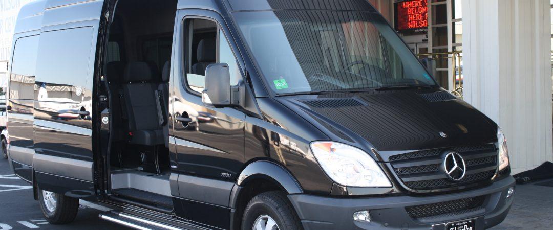 Airport Car Service Sprinter Van