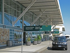 YVR Airport Transportation Limo